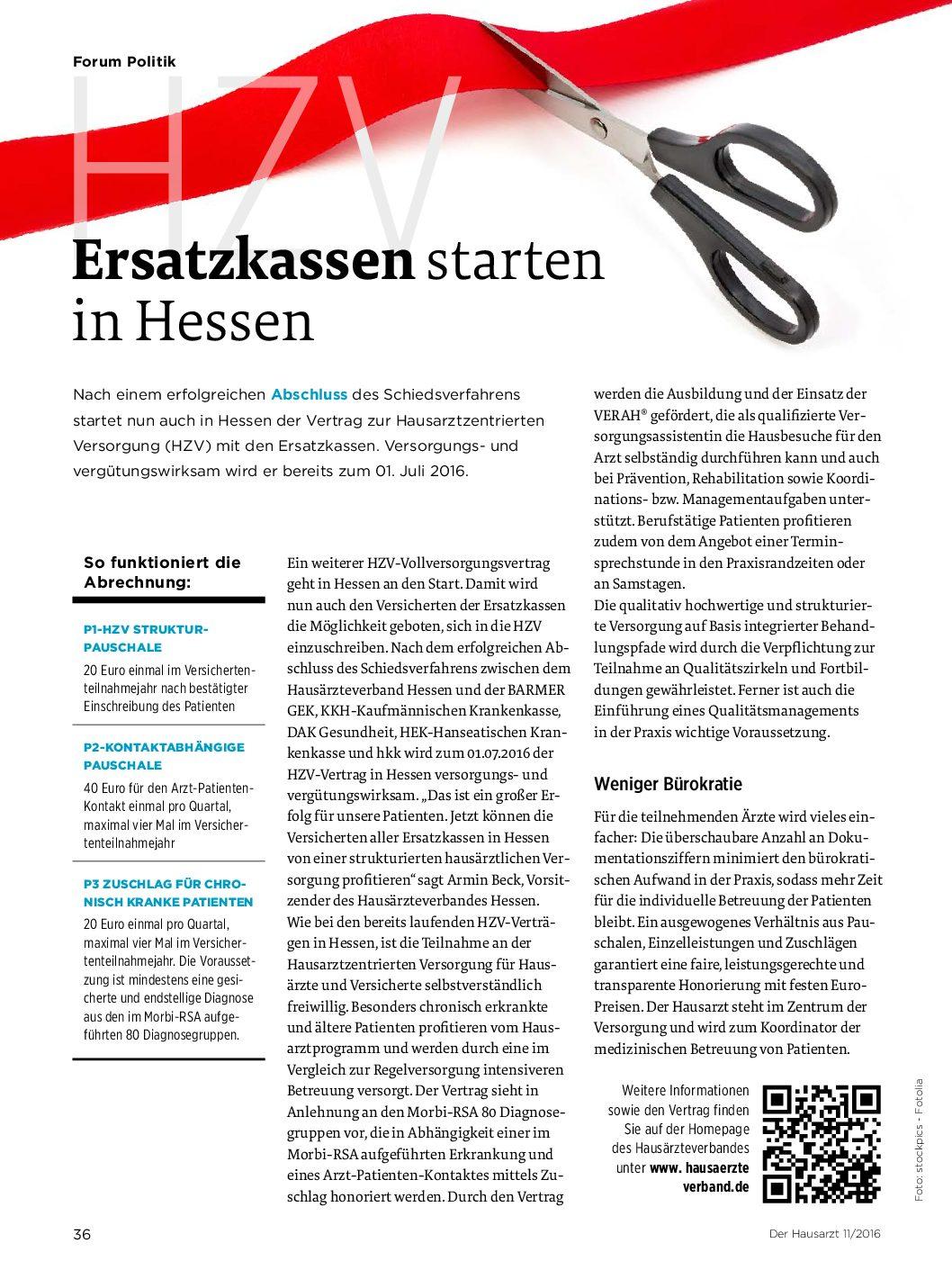 Hzv Hessen