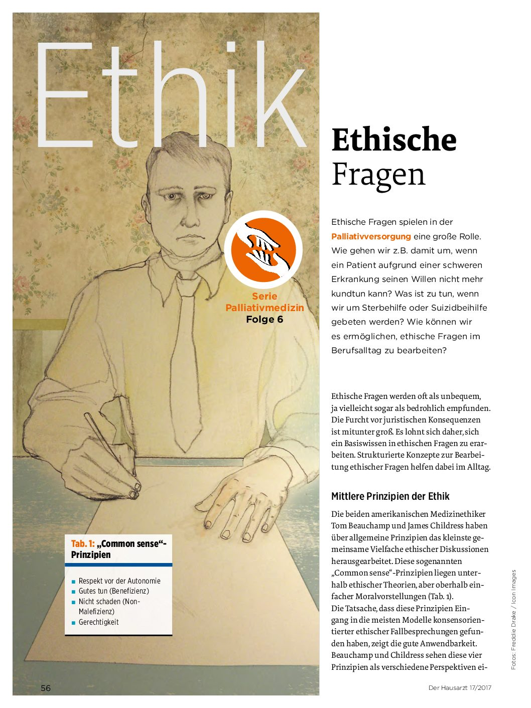 Ethische Fragen – Der Hausarzt